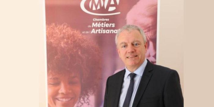 Joël Fourny nouveau président de CMA France