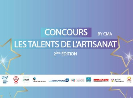 Concours Les talents de l'artisanat by CMA