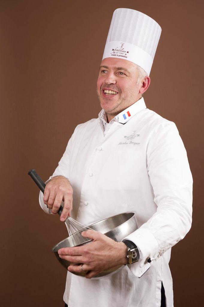 Nicolas Longein