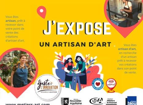 J'expose un artisan en Gironde