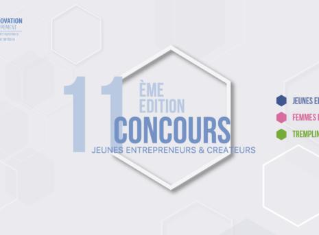 11ème édition du concours des Jeunes Entrepreneurs Créateurs