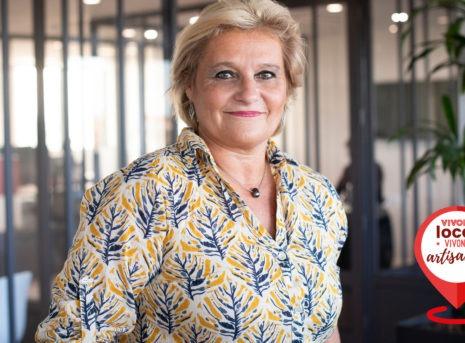 Nathalie Laporte, Présidente de la CMA33