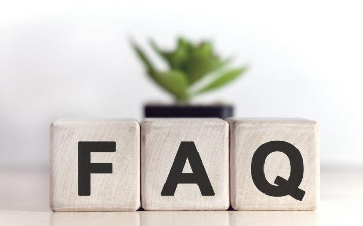 FAQ examen taxi