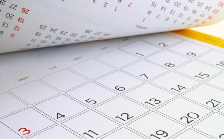 Le calendrier d'examen Taxi et VTC   CMA 33
